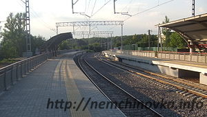 Всем экспрессам, курсирующим между Белорусским вокзалом и Усово, назначена остановка на ст.Ромашково
